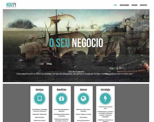 Criação de site para empresarios individuais