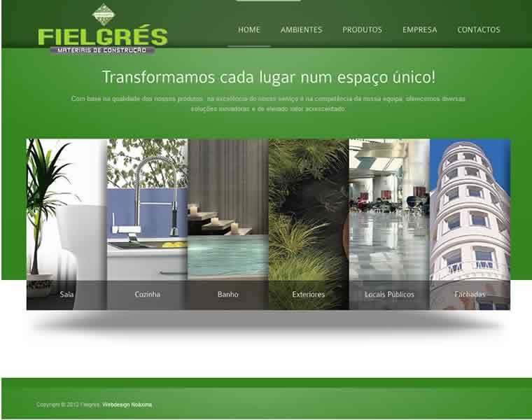 empresa construção de sites em Penafiel