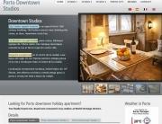Construção websites hotelaria