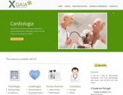 criação websites setor saúde