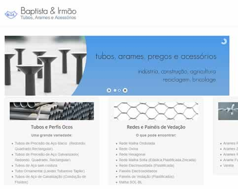 criacao de sites a medida