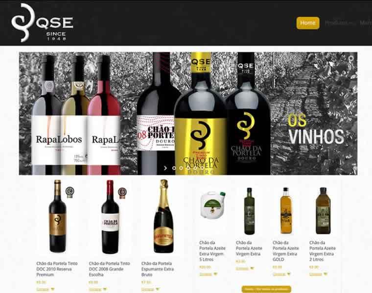 site especial loja vinhos