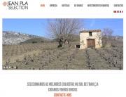 Criação site vinhos
