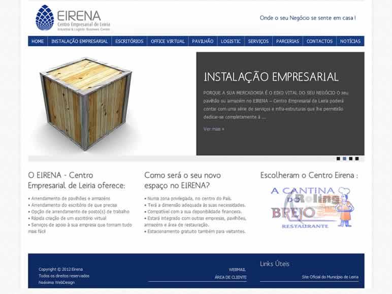 criação de sites no centro