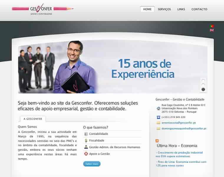 sites vocacionados para contabilidade