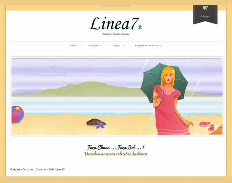 empresa criação loja on-line